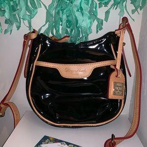 Dooney & Bourke Patent Leather Crossbody
